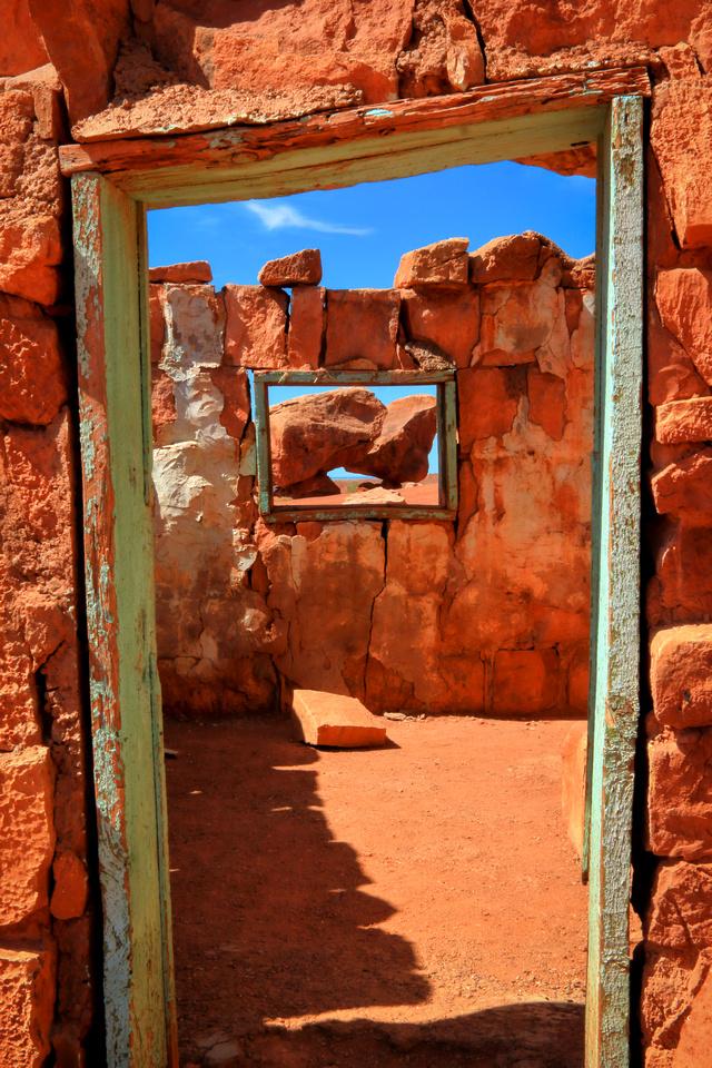 Open Your Doors And Windows Of The Senses