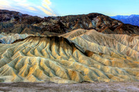 Zabrinskie Point Erosion