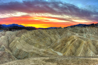 Zabrinskie Point Dawn