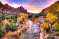 The Watchman Autumn Dawn