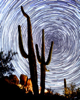 Sonoran Starry Night (large composite)