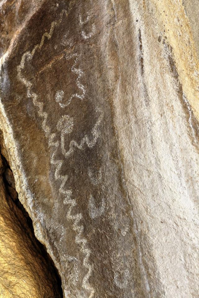 Veit Springs Rock Art