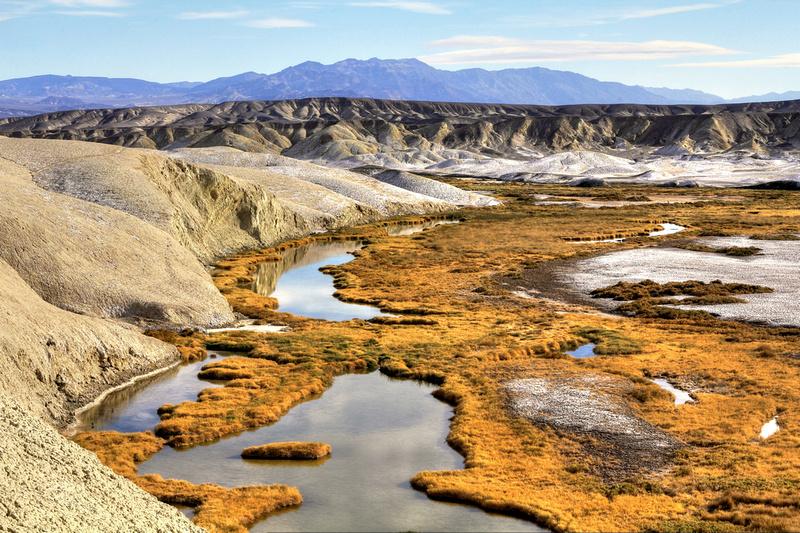 Salt Creek Scenery