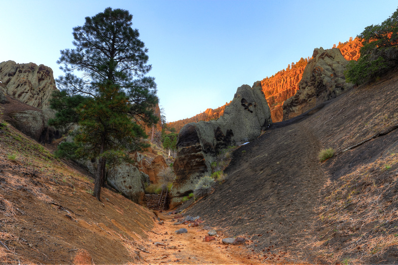 Red Mountain Trail